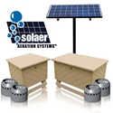 Picture for category Solar-Powered Aeration Systems