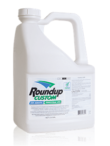 Picture of Roundup Custom Herbicide, Monsanto