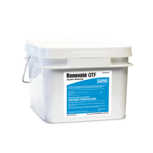Picture of Renovate OTF Granular Aquatic Herbicide, SePRO